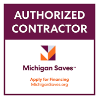 Michigan Saves Authorized Contractor Logo